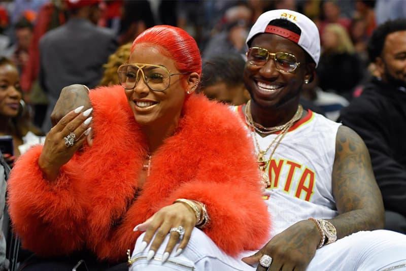 Gucci Mane Proposes Keyshia Ka'oir