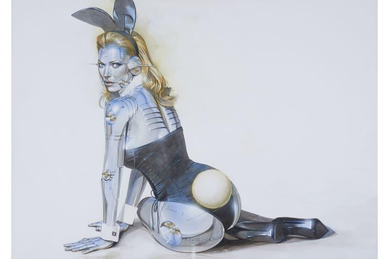 Hajime Sorayama Jacob Lewis Gallery
