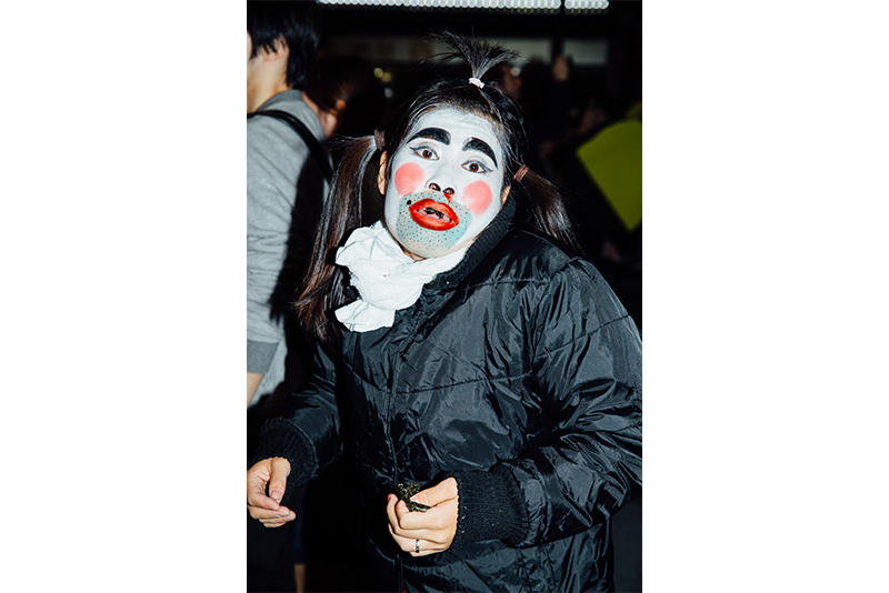 Halloween in Tokyo