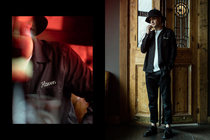 HAVEN WACKO MARIA Decade of Permanence 10 Year Anniversary Collaboration Editorial Lookbook