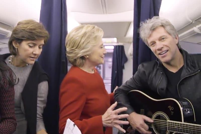 Hillary Clinton Mannequin Challenge
