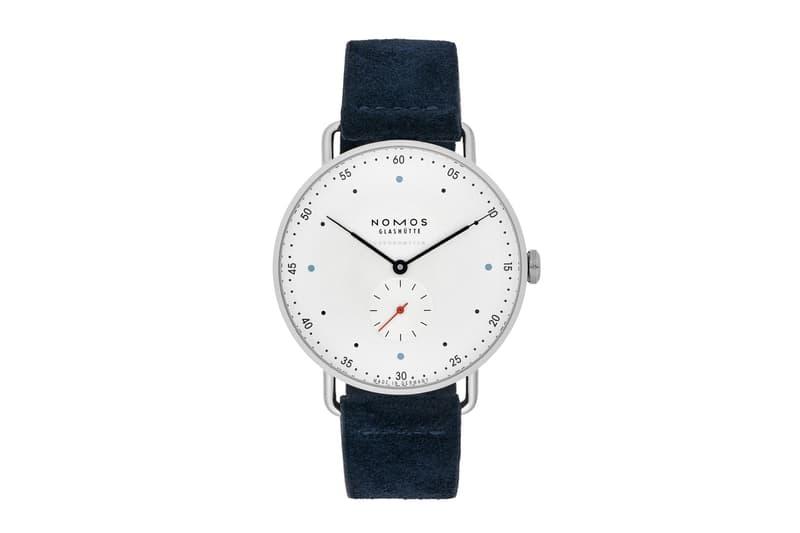 HODINKEE Nomos Glasshutte Metro Chronometer