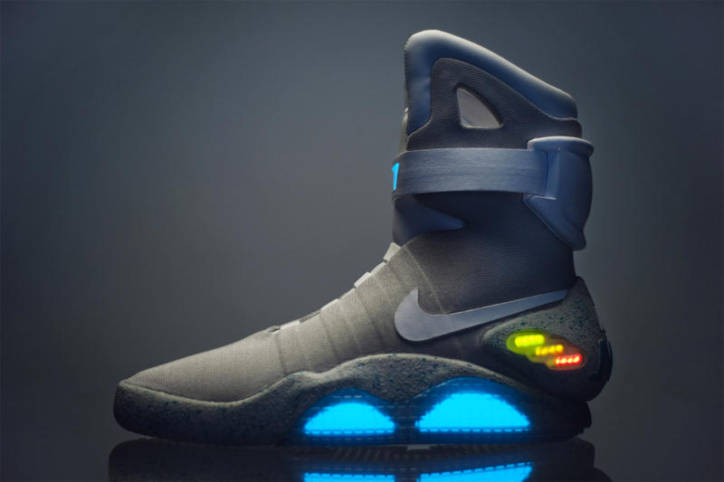 How Much the Last Nike Mag Auctioned For