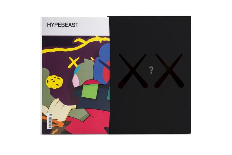 Hypebeast Magazine Issue 16, Kaws, Print, Magazine