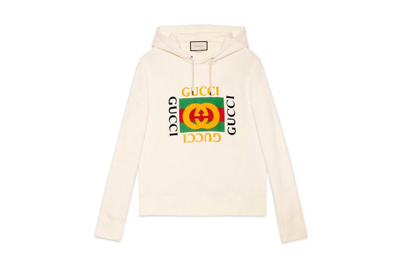Retro Gucci Logo T-Shirt