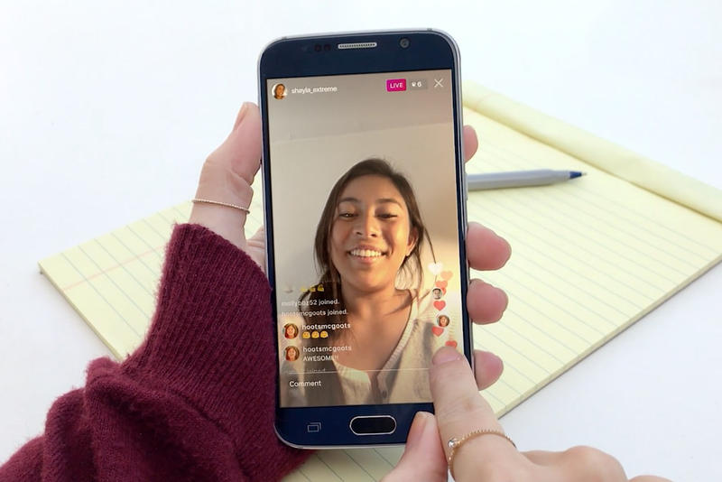 Instagram Stories Live Video Disappearing Posts Direct Snapchat