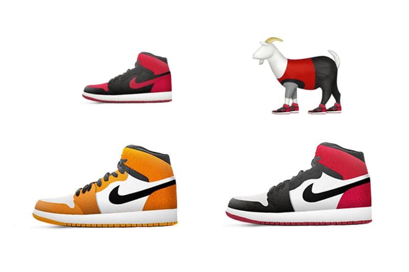 Jordan Brand Emojis