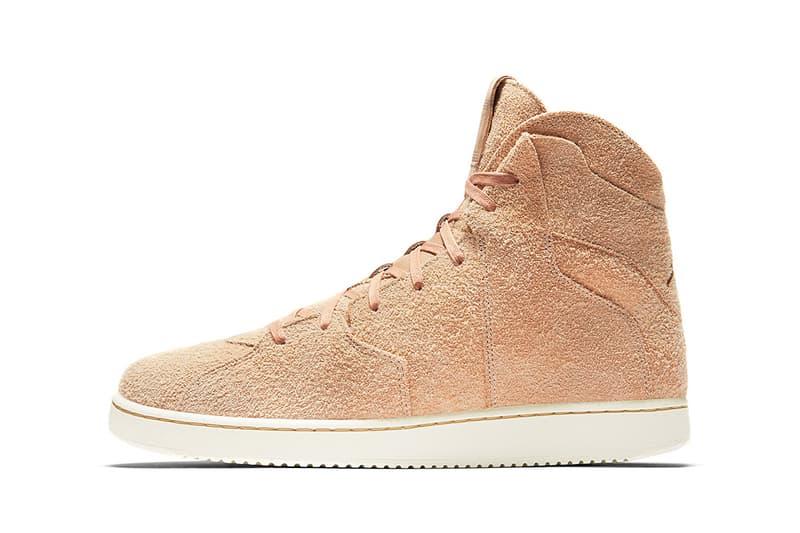 Jordan Brand Russell Westbrook 0.2 Vachetta Tan Sneaker