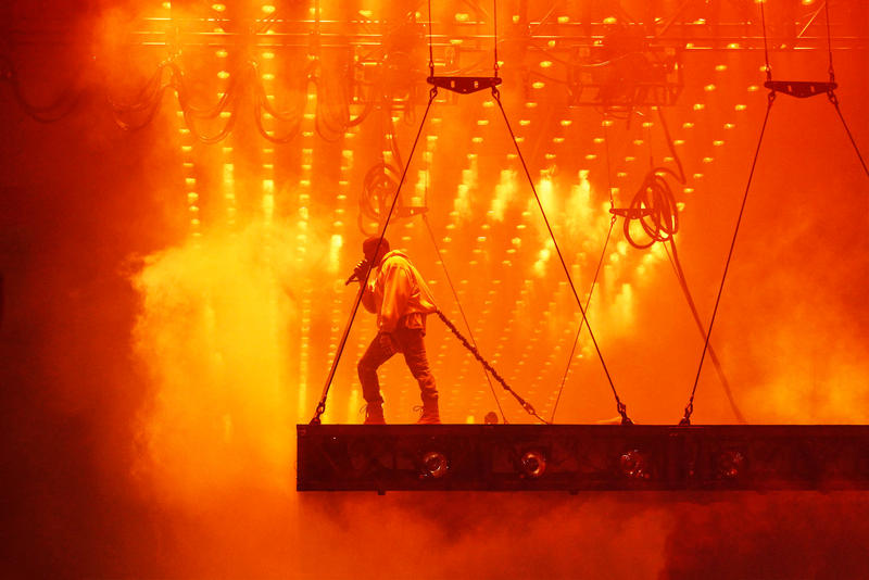 """Kanye West Adds Make-Up Date for 'Saint Pablo"""" Los Angeles Stop"""