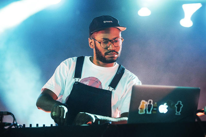 Kaytranada States Chance the Rapper Collaboration Is on the Way Gorillaz Music Twitter Question and Answer Kanye West J Dilla