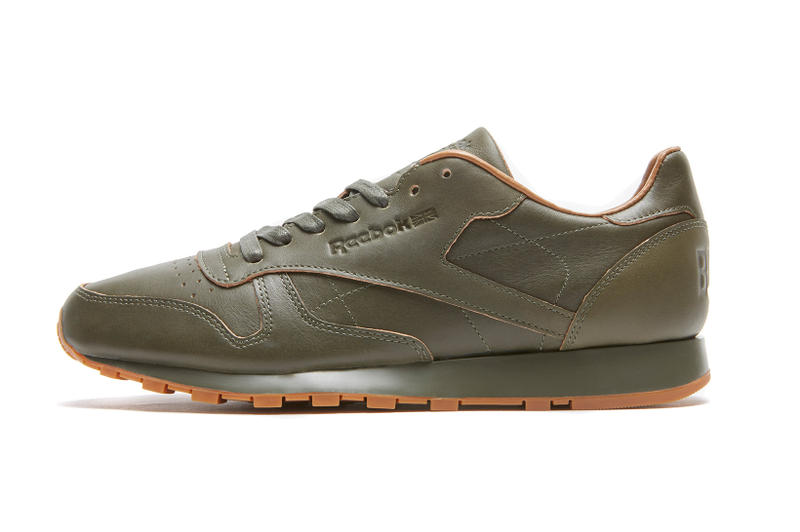 Kendrick Lamar Reebok Classic Leather Red Blue Green