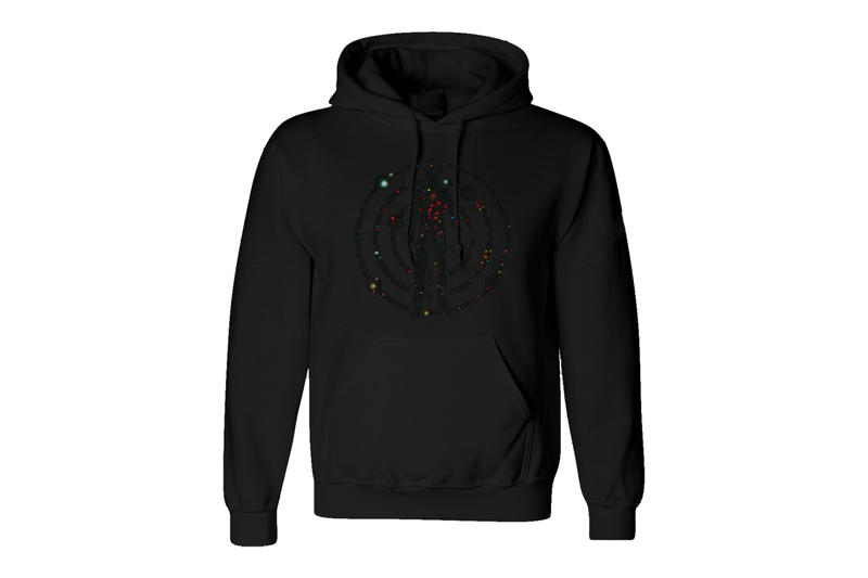 Kid Cudi Releases New Fan Merch Thanksgiving Fall Winter 2016 Surfin' Black White Tees Hoodies