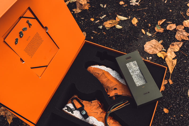 KITH Reveals Legends Day Collaboration Ronnie Fieg ASICS