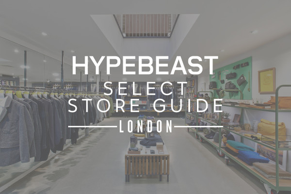 London Multi-brand Retailers Guide 2016