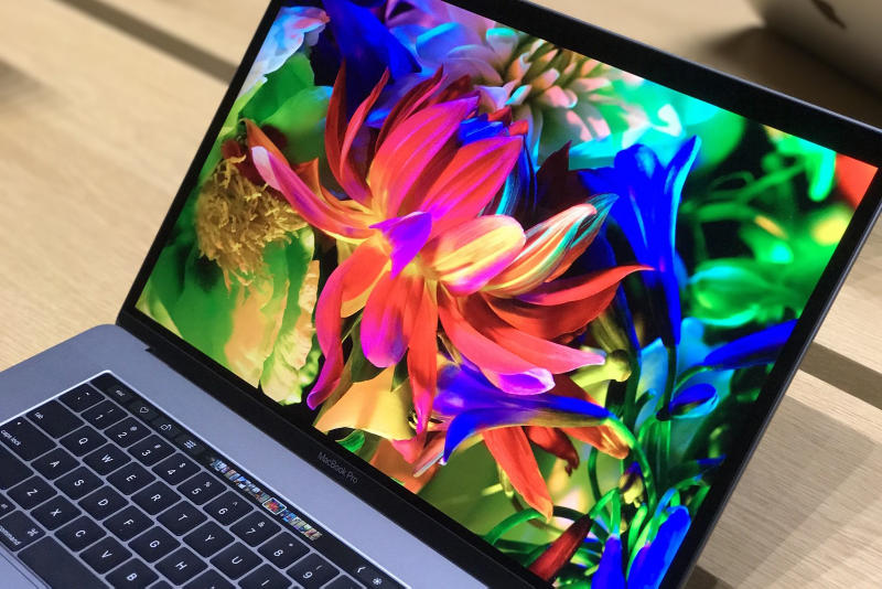 Apple MacBook Pro Touch Bar Skip YouTube Ads