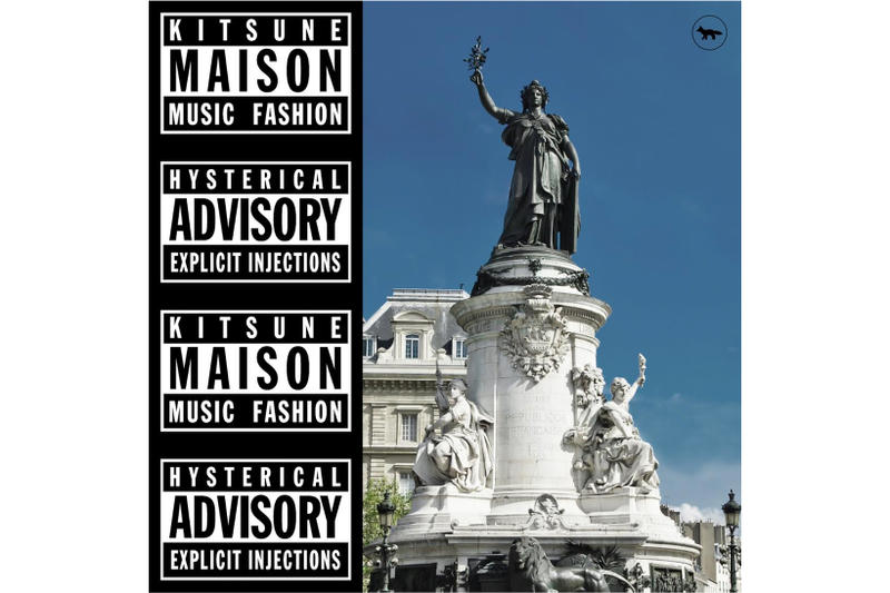 Maison Kitsuné 18th The Hysterical Advisory Issue Compilation Series XXX