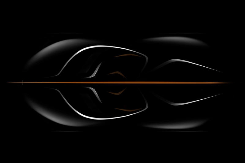 McLaren BP23 Three Seat F1 Successor