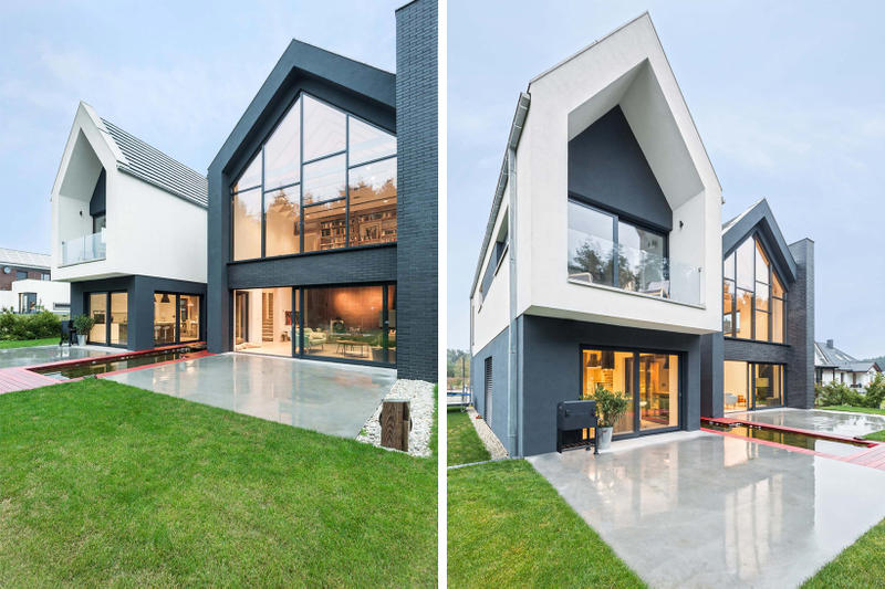 "modelina ""Fence House"" Poland"