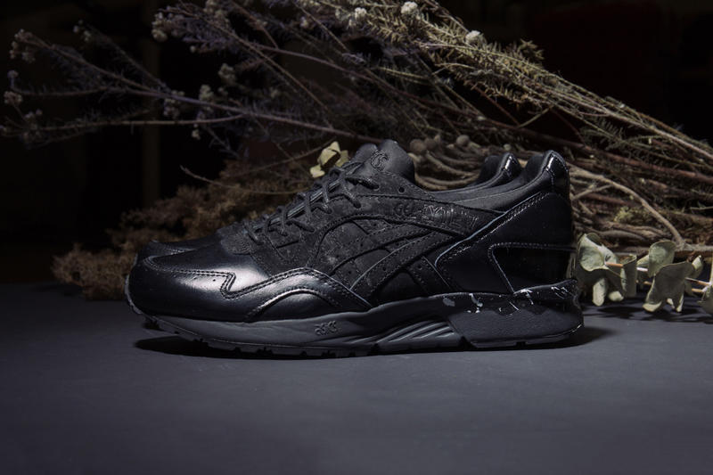 e862bed91604 A Closer Look at the monkey time x ASICS Tiger GEL-Lyte V