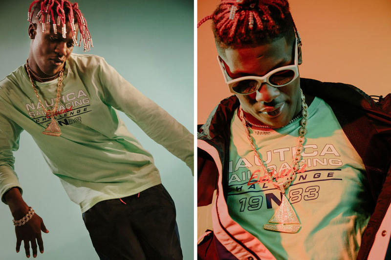 Nautica Lil Yachty 90s Urban Outfitters