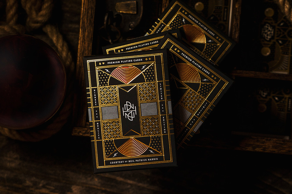 These theory11 Playing Cards Are the Perfect Stocking Stuffer for a Good Cause