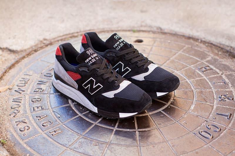 "New Balance ""Black Sheep"" 598"