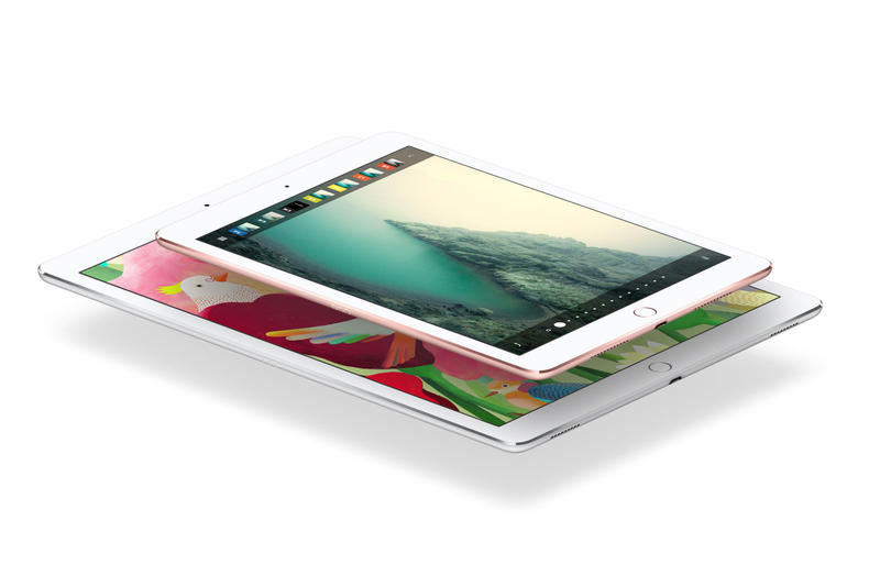 Apple to Revel Three New iPads Next Year 2017 Bezel-Free 10.9-Inch Model Touchscreens iPad Pro