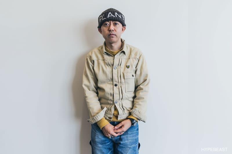 NIGO Uniqlo UT Line Tokyo Interview Portrait