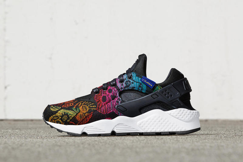 Nike Huarache Roshe Run Premium Pendleton NikeID