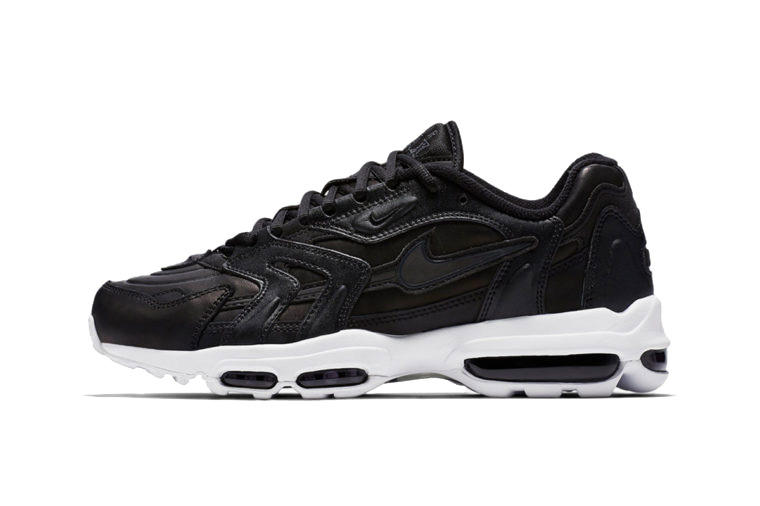 2d25d16903df Nike Air Max 96 II Returns in Black and White