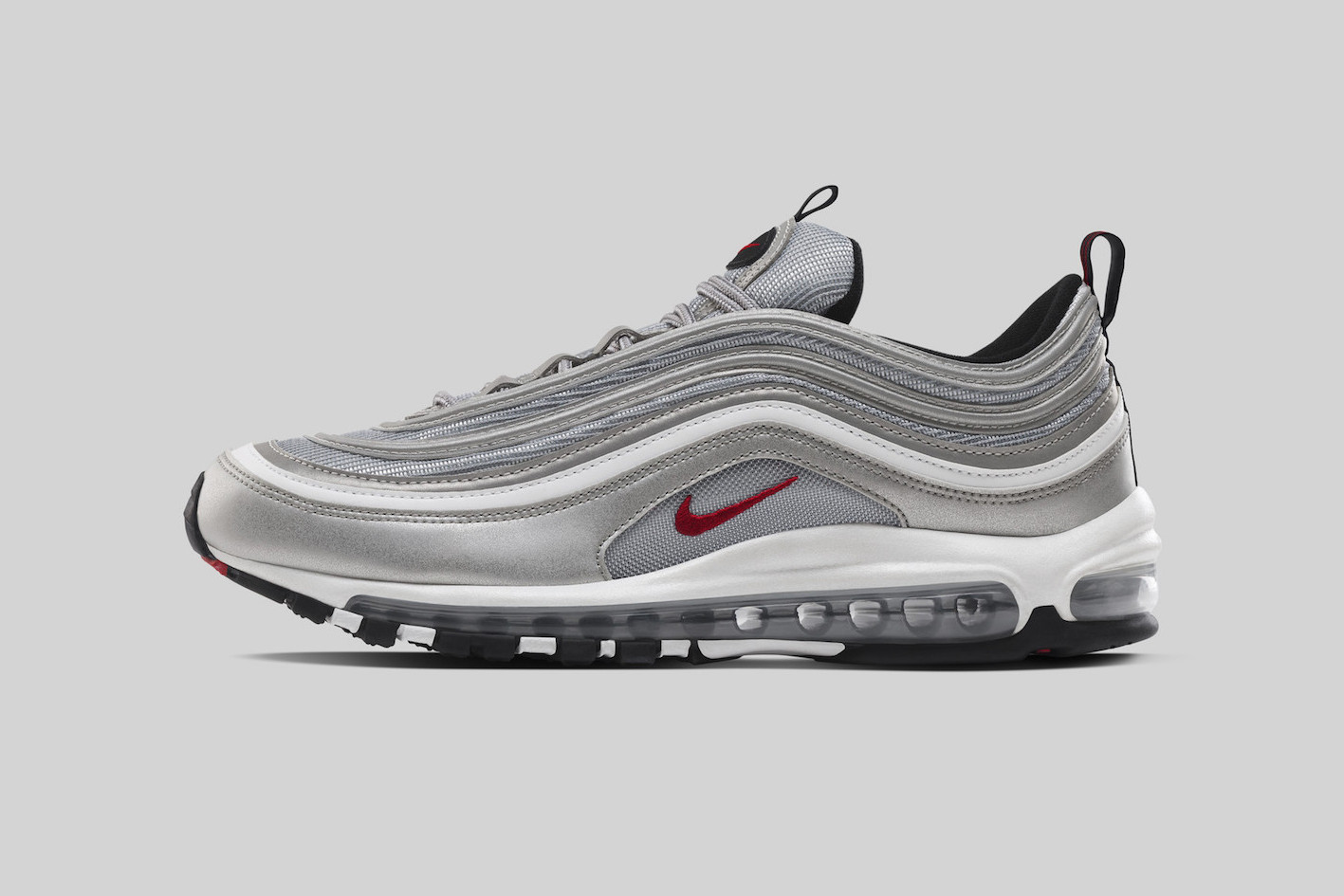 Nike Air Max 97 Silver Special Launch
