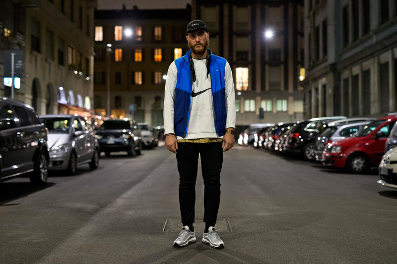 photos officielles ed17a 46e1c Nike Air Max 97 Street Style Milan | HYPEBEAST