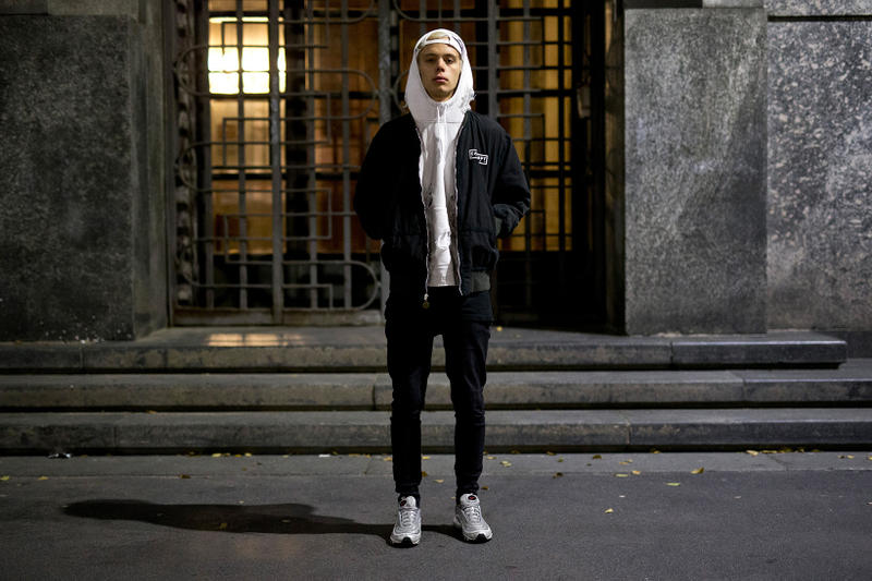 photos officielles 870c7 f1abd Nike Air Max 97 Street Style Milan | HYPEBEAST