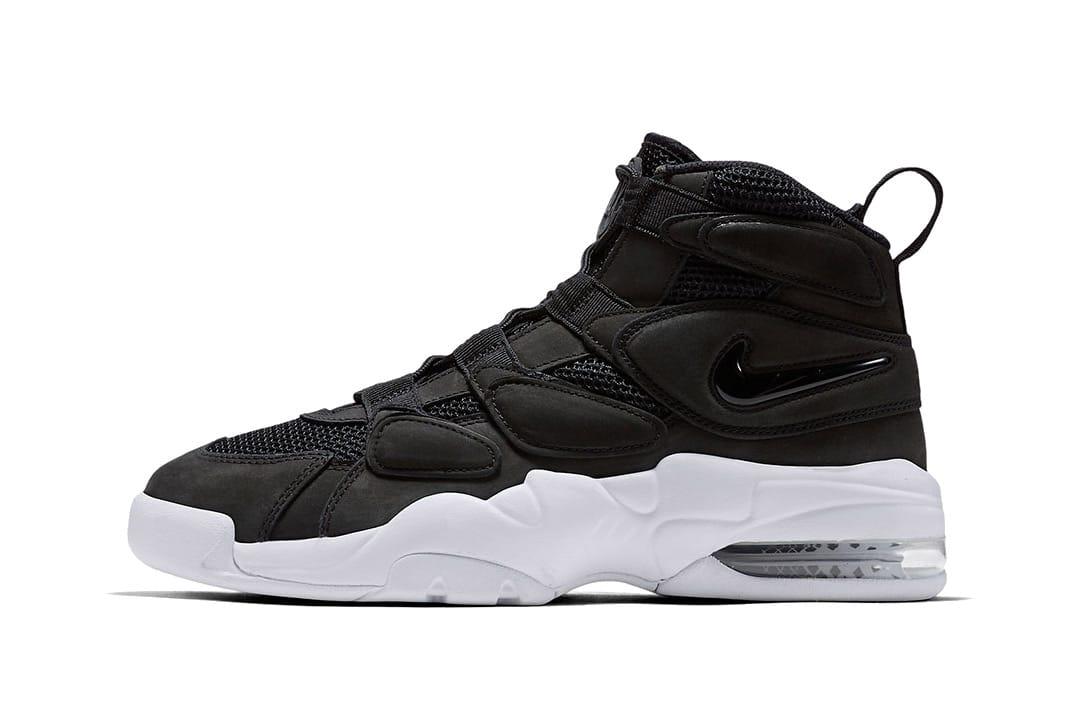Nike Air Max Uptempo 2 Return Black