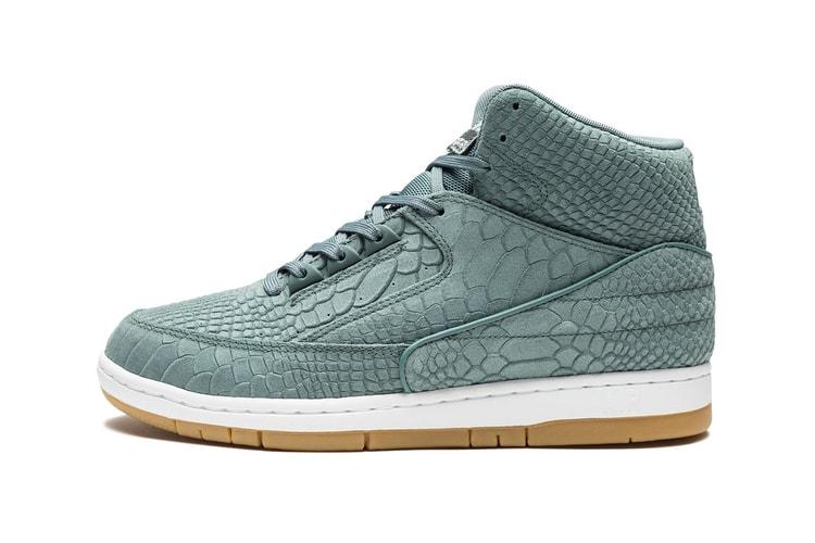 bd2eddc315efe7 Nike Gives the Air Python a Premium