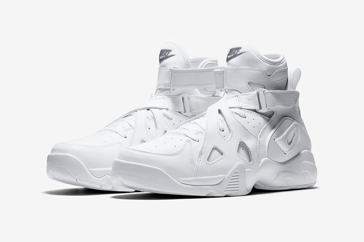 Nike Air Unlimited Triple White   HYPEBEAST