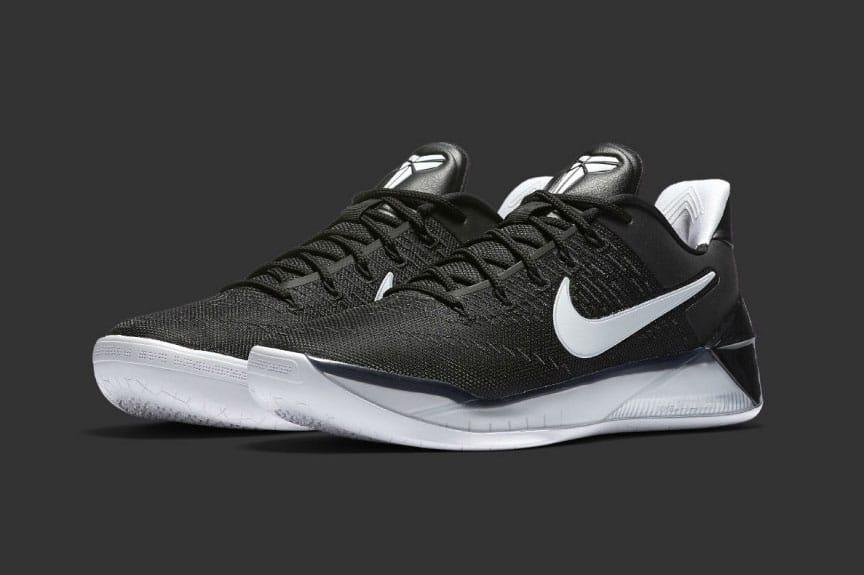 Nike Kobe Bryant A.D. in Black and