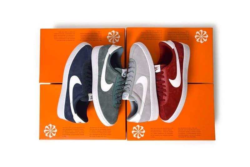 Nike Bruin Suede Vintage Pack