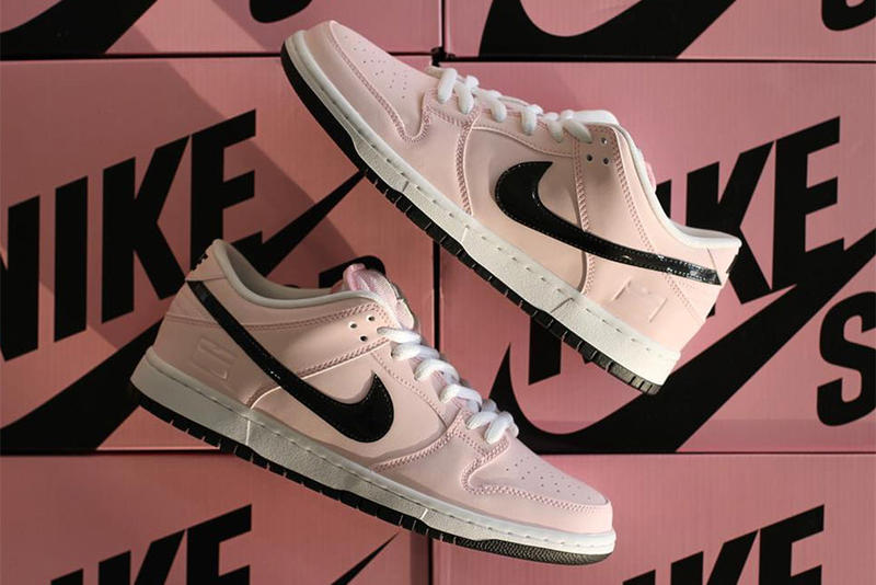 Nike Dunk SB Low 2005 Pink Box