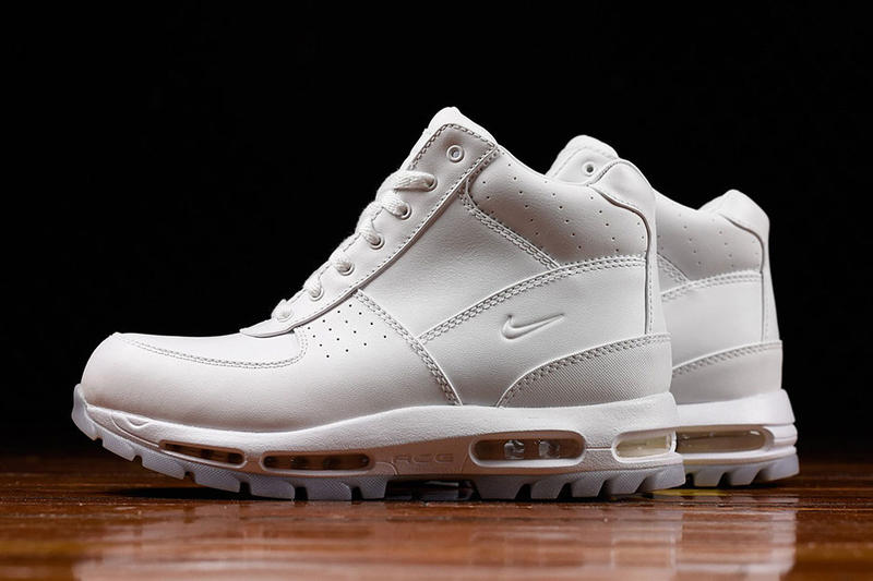 8ab2a7a3e37c2 Nike Air Max Goadome Sneaker Boot in Black and White | HYPEBEAST