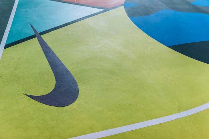KAWS x Nike New York Made Stanton Street Courts