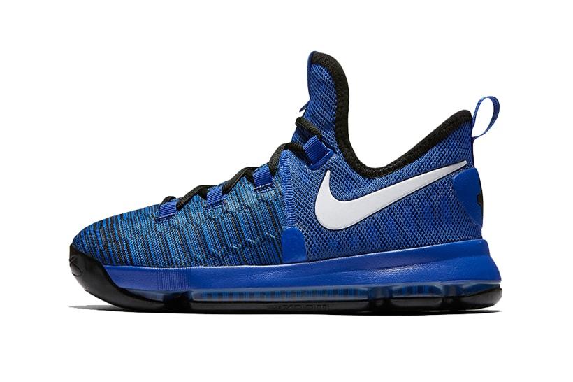 Nike KD 9 Game Royal  8f6518198