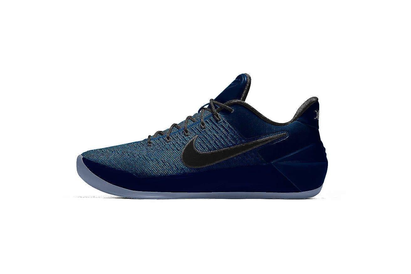 Nike Kobe A.D. NIKEiD Customization