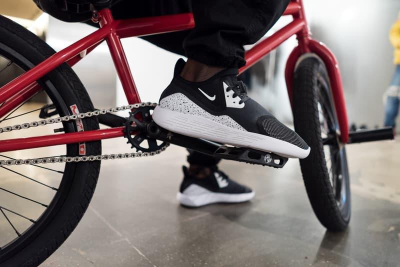 Nike LunarCharge Black White Nigel Sylvester