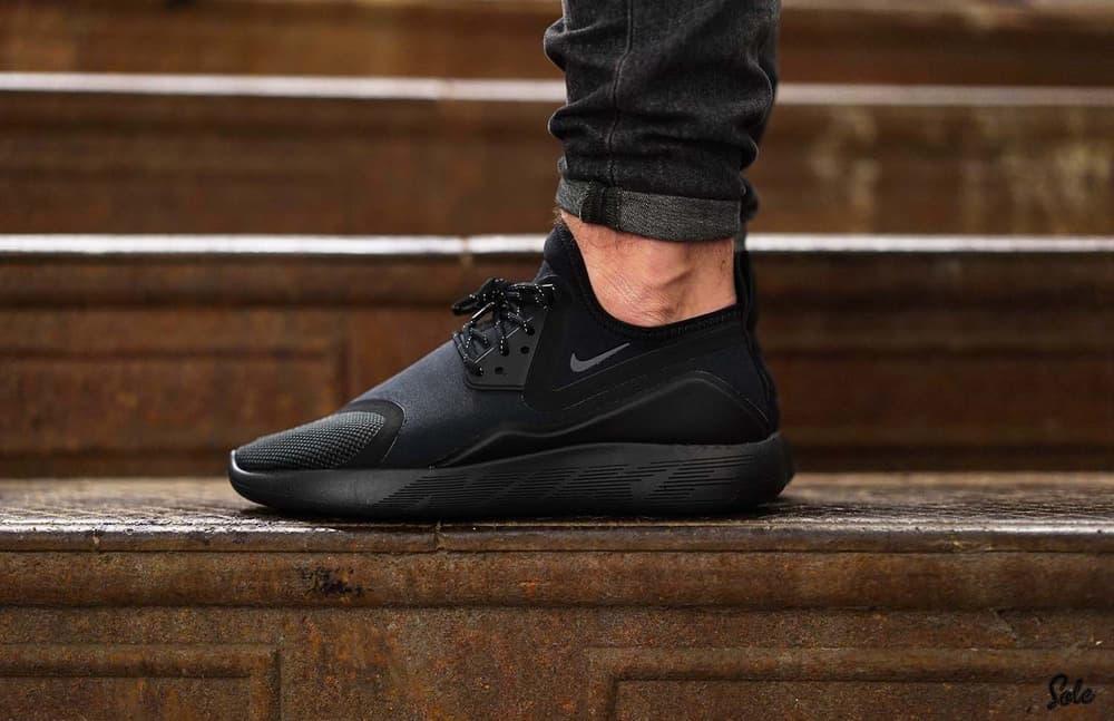 Nike LunarCharge Triple Black