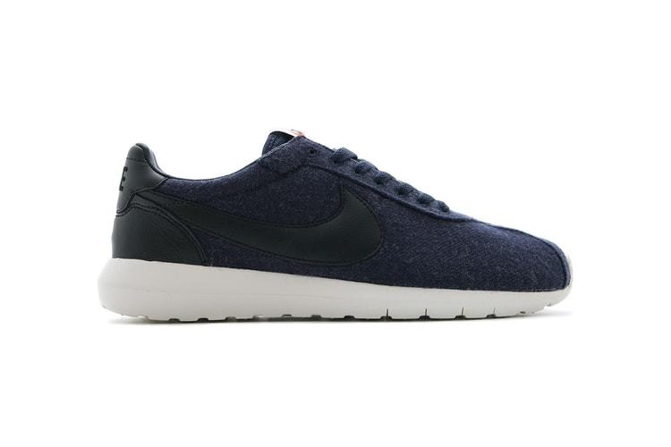 buy online 6600e 396f6 Nike Covers the Roshe LD-1000 in Obsidian Wool. Footwear