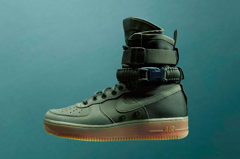 14c83638a8 Nike Special Forces Air Force 1 SF AF1 | HYPEBEAST