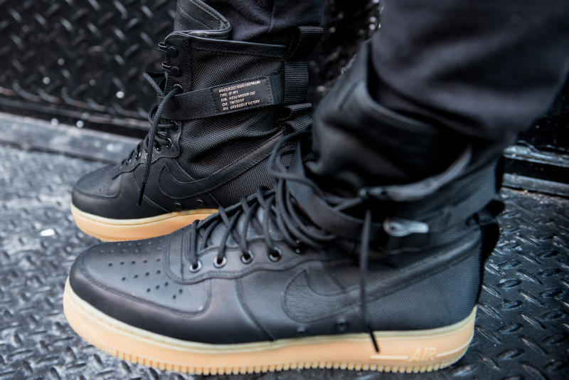 Nike Air Force 1 Special Field On Feet