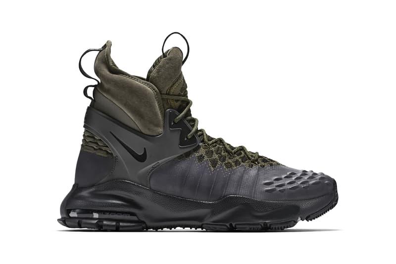 NikeLab ACG Zoom Tallac Flyknit Black Olive Grey