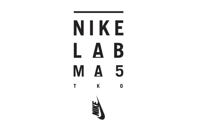 NikeLab MA5 Tokyo Japan December 2016 Opening
